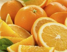 Проявление аллергии на апельсины