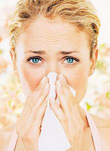 против аллергии народные