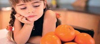 Аллергические реакции у детей