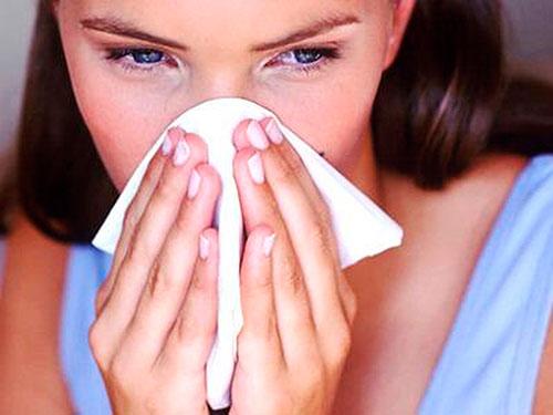 Симптомы аллергии на пшеницу