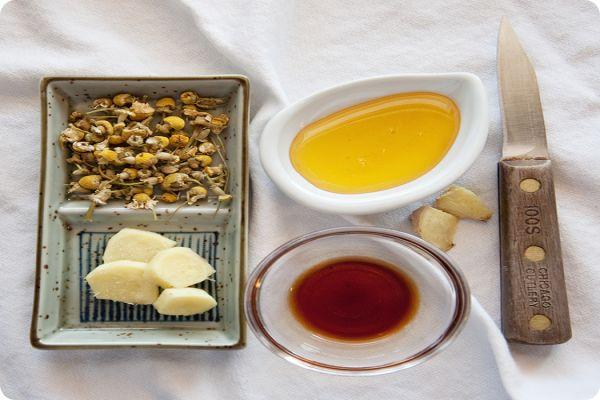 Использование крема из цветков ромашки