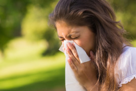 Виды аллергии, связанные с воздухом
