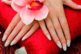 Аллергия на ногтях