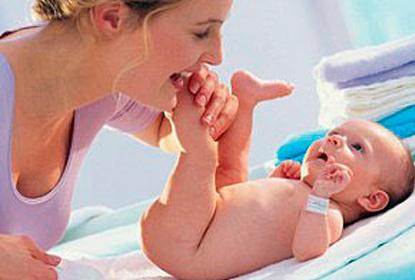 Аллергия на попе у ребенка лечение