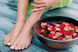 Аллергия на ступнях ног  у ребенка, у взрослого
