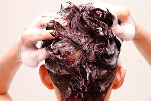 Причины аллергии кожи головы