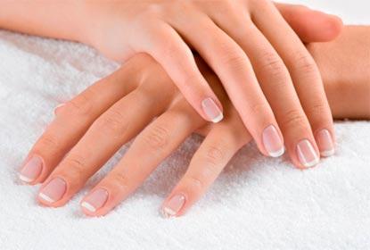 Аллергия между пальцами рук