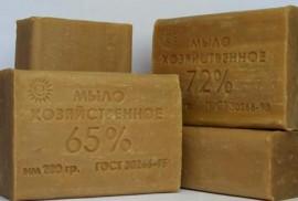 Аллергия на хозяйственное мыло