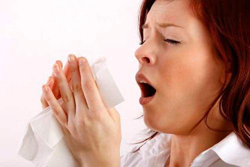 отек слизистой носа при аллергии