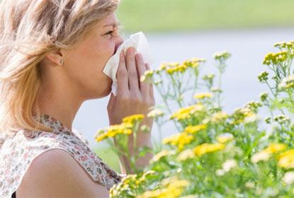 Частые аллергены
