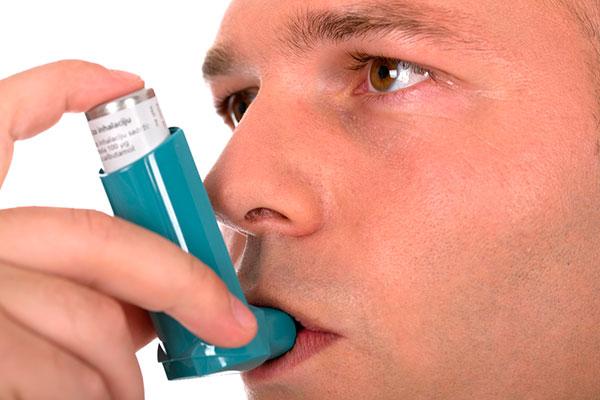 Ингаляционные аллергены