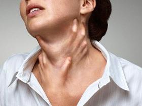 Зуд в горле как симптом аллергии