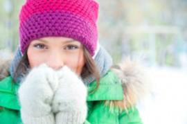 Существует аллергия на холод?