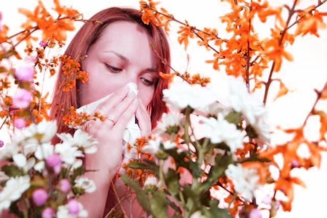 Артериальное давление при аллергии