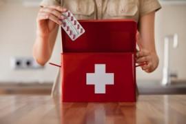 Аптечка аллергика — пора в отпуск!