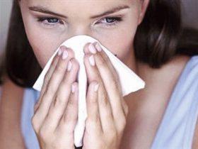 Отек слизистой носа у детей и при беременности
