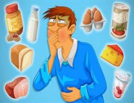 Язвы при аллергии