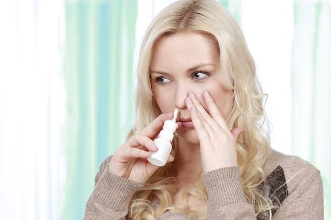 Назальные капли от аллергии