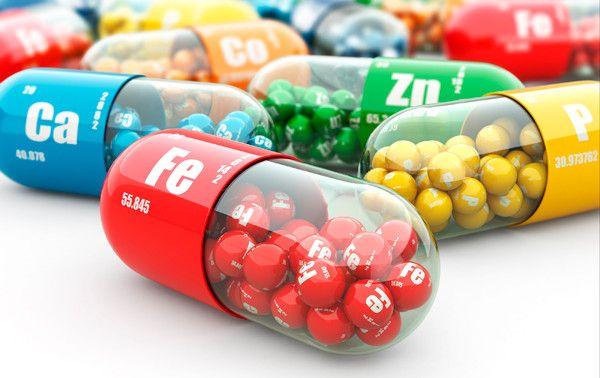 Витаминно-минеральные комплексы необходимы для лечения экземы.