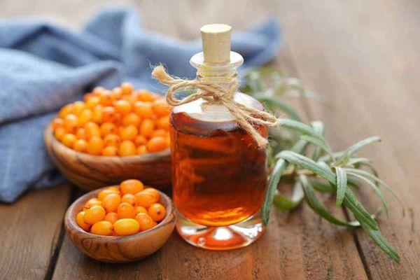 Облепиховое масло поможет снять воспалительный процесс.